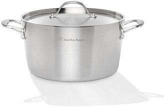 Stanley Rogers Conical TRI-PLY Stainless Steel Casserole 24cm