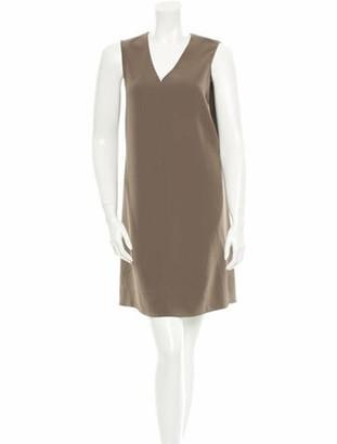 Calvin Klein Dress w/ Tags Brown