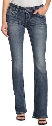 Rock Revival Olinda Mid Rise Bootcut Jeans