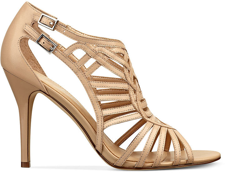 Marc Fisher Stylin Caged Sandals
