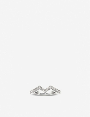Chaumet Josphine Amour d Aigrette wedding band
