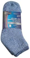 Dr. Scholl's Dr Scholls Weekend Sock - Ladies Low Cut - 2 Pairs