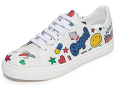 Anya Hindmarch Tennis Shoe All Over Wink Sneakers