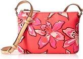 Kate Spade Hawthorne Lane Floral Carolyn Cross Body Bag