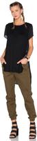 Publish Lexy Cap Sleeve Top
