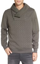 G Star Men's 'Batt Aero' Shawl Sweatshirt