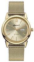 Ingersoll Men's Automatic Stainless Steel Casual Watch, Color:Gold-Toned (Model: I00506)