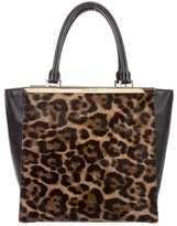 MICHAEL Michael Kors Ponyhair & Leather Tote