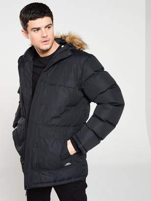 Trespass Baldwin Parka - Black