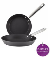 Anolon Professional Twin Pack Of Frying Pans