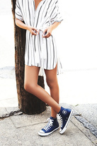 Converse Womens VINTAGE LEATHER TRAVEL CH