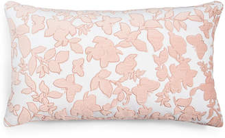 "Charter Club Damask Designs Blossom 14"" x 24"" Decorative Pillow, Bedding"