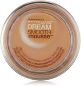 Maybelline New York Dream Smooth Mousse Foundation