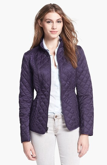 Laundry by Shelli Segal Quilted Jacket (Nordstrom Exclusive)