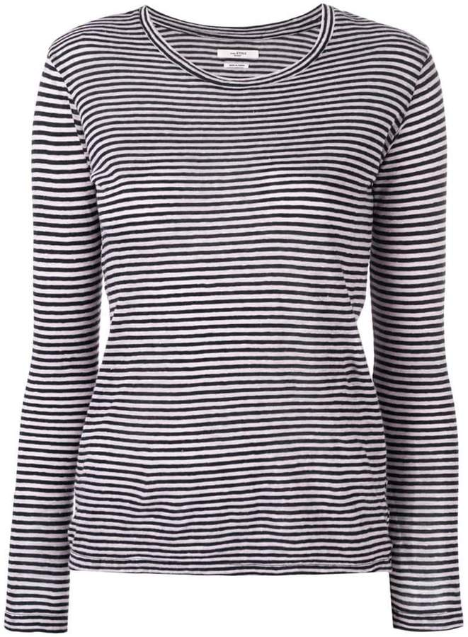Etoile Isabel Marant striped top