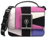 Rebecca Minkoff New Women's Hook Up Top Handle Small Crossbody In Multicolor