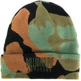 Billionaire Boys Club camouflage beanie