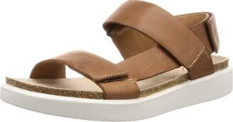 Ecco Corkspheresandalm Ankle Strap Sandals Mens