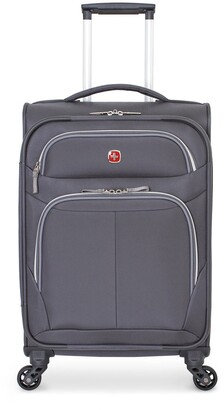 """Swiss Gear 6270 19"""" Expandable Lightweight Carry-On Spinner Luggage"""