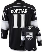 Reebok Boys 8-20 Los Angeles Kings Anze Kopitar NHL Replica Jersey