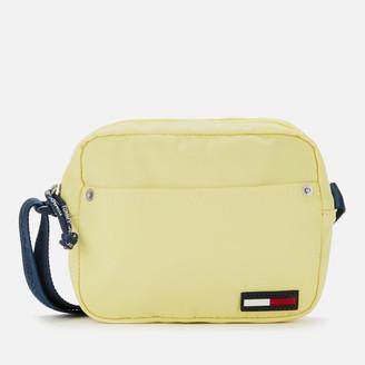 Tommy Jeans Women's Campus Girl Crossover Bag - Frozen Lemon