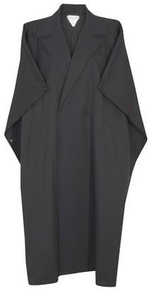 Bottega Veneta Long gabardine coat