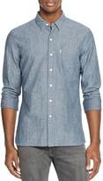 Levi's Sunset Textured Chambray Regular Fit Button-Down Shirt