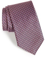 John W. Nordstrom Dot Silk Tie