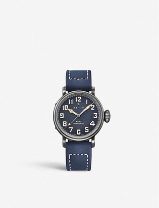 Zenith 11.1940.679/53.C808 Pilot Type 20 Extra Special stainless steel automatic pilot watch