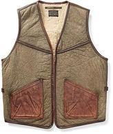 Ralph Lauren RRL Rives Shearling Vest