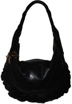 Christian Dior Black Leather Handbag