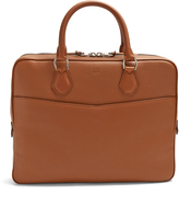 Dunhill Boston leather briefcase