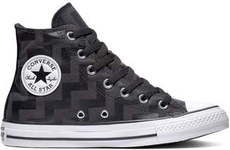 Converse Glam Dunk Chuck Taylor All Star Canvas High-Top Sneakers