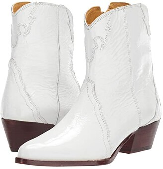 Free People New Frontier Western Boot (Black) Women's Shoes