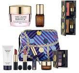 Estee Lauder New Fall 9pc Skincare Makeup Gift Set $165+ Value with Cosmetic Bag Macy's Exclusive by