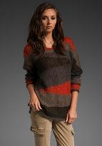 Abstract Patchwork Nolita Sweater
