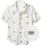 Gap Boombox short sleeve shirt