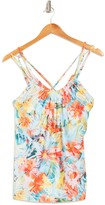 Thumbnail for your product : Next Del Sol Shirred Tankini Top