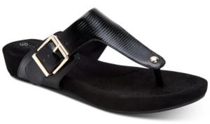 Giani Bernini Memory Foam Rivver Sandals, Created for Macy's Women's Shoes