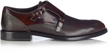 Tod's Fibbia leather monk-strap shoes