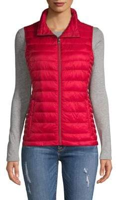 Core Life Full-Zip Down-Filled Puffer Vest