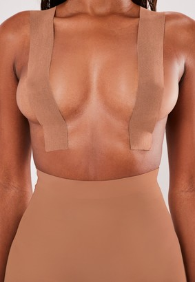 Missguided Push Up Tape Vanilla Tan