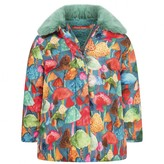 Oilily OililyBaby Girls Down Padded Toadstool Coat