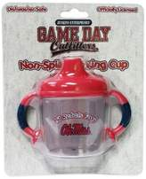 Bed Bath & Beyond University of Mississippi 8 oz. Infant No-Spill Sippy Cup