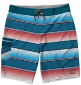 Billabong Toddler Boy's All Day Stripe Board Shorts