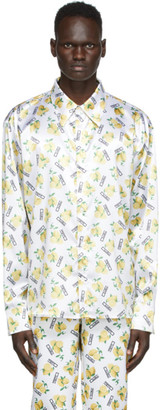 Phlemuns White Lemon Shirt