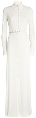 Emilio Pucci Shirt Maxi Dress