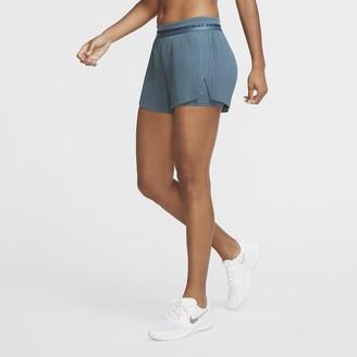 Nike Women's 3-In-1 Running Shorts Run Division