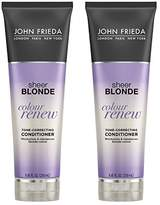 John Frieda Purple Conditioner, 8.45 Ounces (Pack of 2)