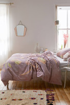 Urban Outfitters Cordelia Sun-Faded Floral Duvet Cover